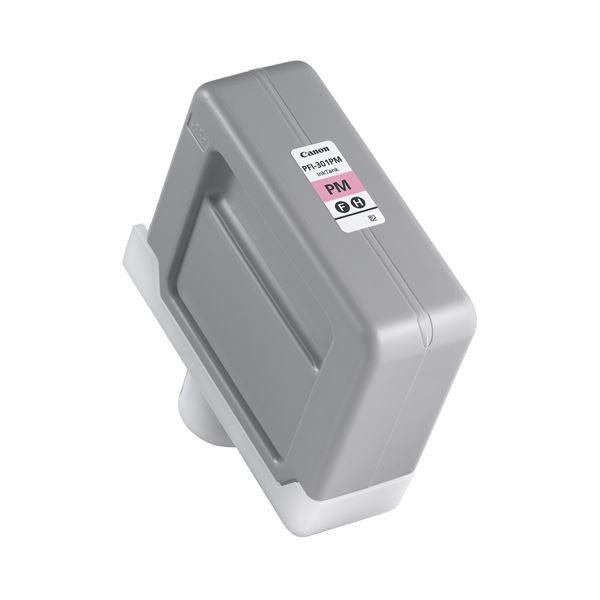 キヤノン インクタンク PFI-301顔料フォトマゼンタ 330ml 1491B001 1個