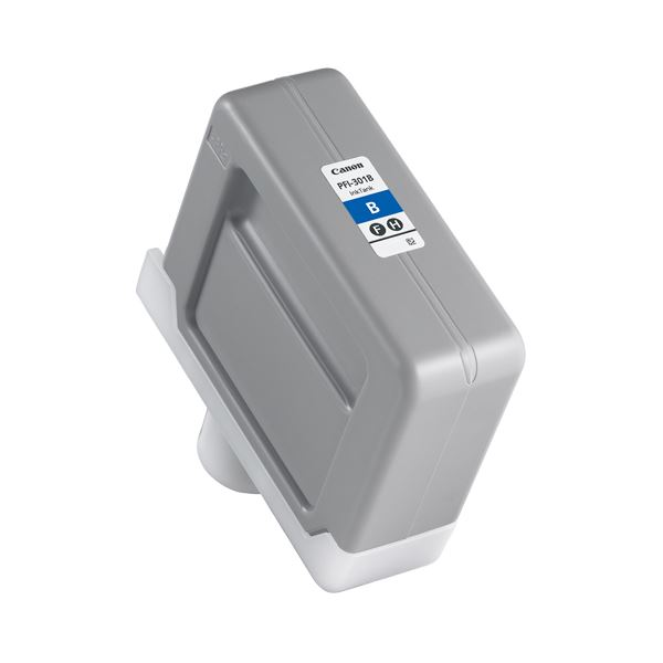キヤノン インクタンク PFI-301顔料ブルー 330ml 1494B001 1個
