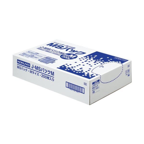 コクヨ MSパックM860×1000mm J-MSパックM 1箱(200枚)