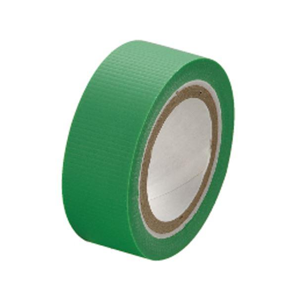(まとめ)セキスイ スマートカットテープミニ 15mm×4.5m 緑【×50セット】