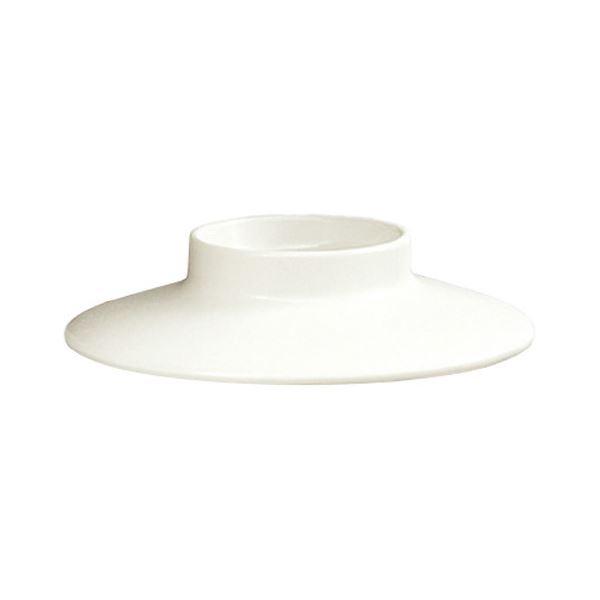 (まとめ)【蓋のみ】ユニマグカップ 蓋 アイボリーホワイト【×30セット】
