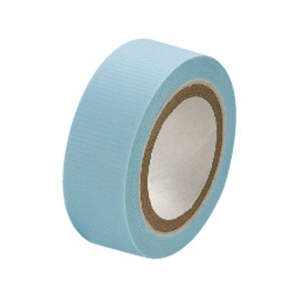 (まとめ)セキスイ スマートカットテープミニ 15mm×4.5m ソラ【×50セット】