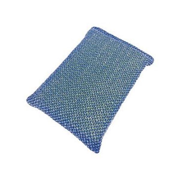 (まとめ)キクロン キクロンプロ タフネット 薄型青 N-303 1個【×20セット】