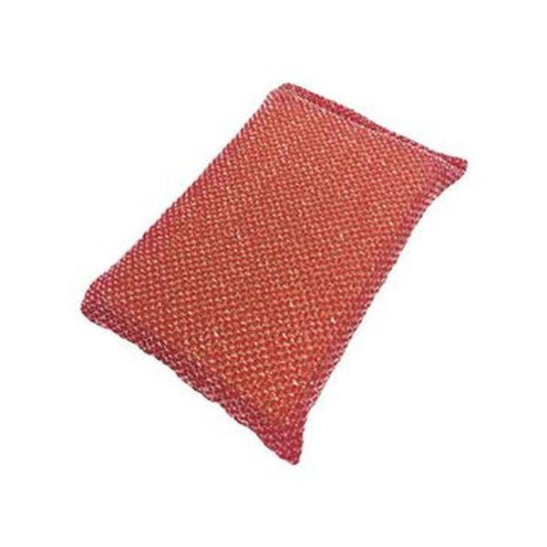 (まとめ)キクロン キクロンプロ タフネット 薄型赤 N-300 1個【×20セット】