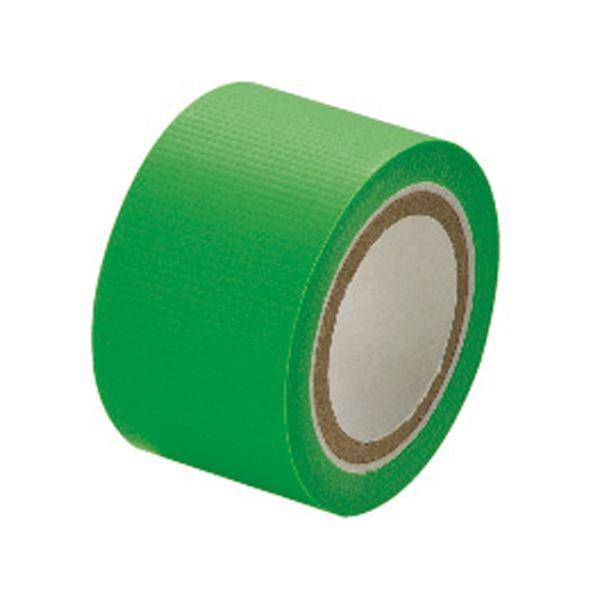 (まとめ)セキスイ スマートカットテープミニ 25mm×4.5m 緑【×50セット】
