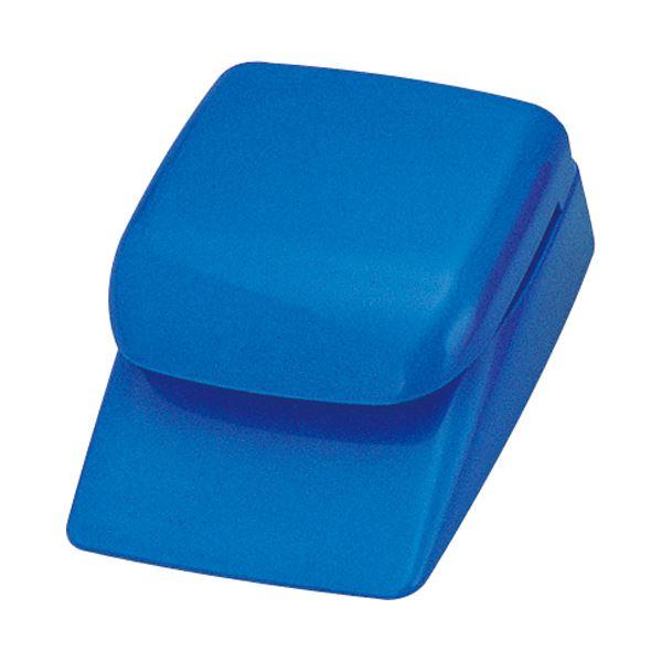 しっかり止まって簡単取り出し 大放出セール まとめ オート メモクリップカラーマグネットタイプ 初売り 青 ×50セット MC-380M 1個