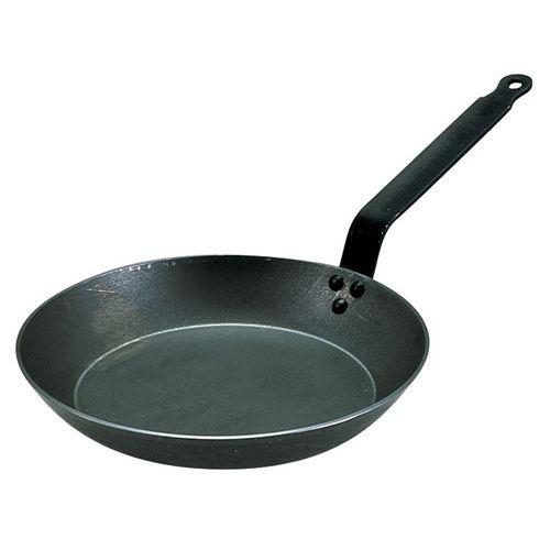 deBUYER(デバイヤー) 鉄フライパン 5110 26cm AHL18026