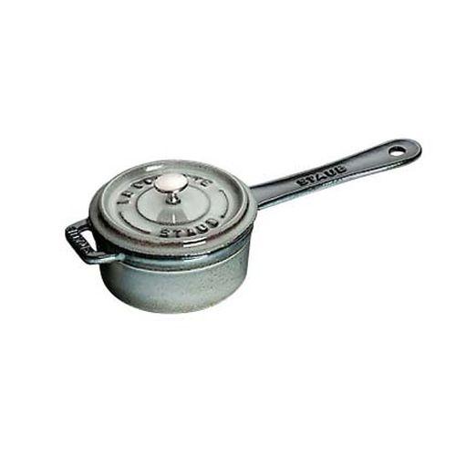 ストウブ スモール ソースパン 10cmグレー40509-536 RST4903