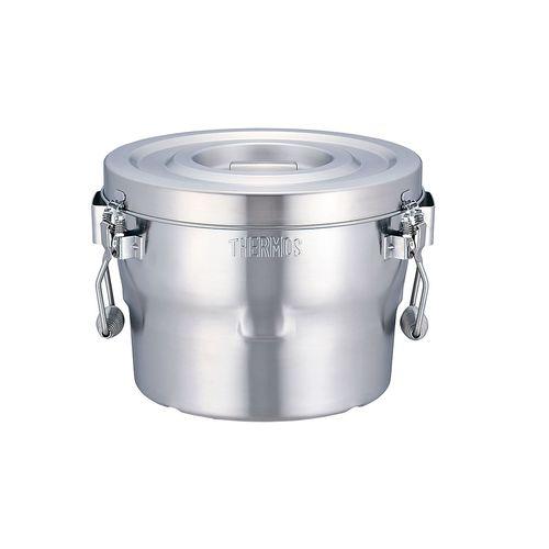 サーモス 18-8高性能保温食缶(シャトルドラム) GBBー10C ASYE701