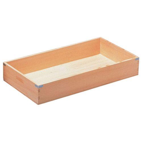 遠藤商事 木製 仕出箱(唐桧) ASD01