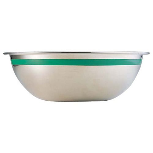 遠藤商事 SA18-8カラーライン ボール 55cm グリーン ABC8860