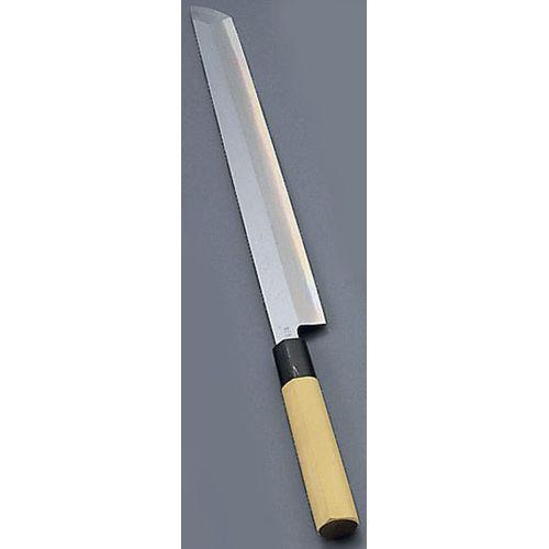 堺寛光 匠練銀三 刺身 先丸(片刃) 30cm 10729 AZT3304