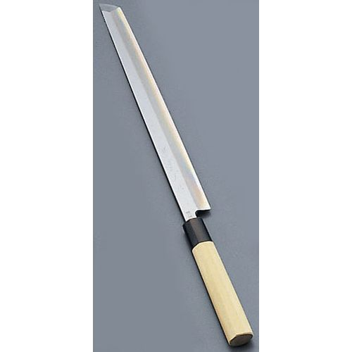 堺寛光 匠練銀三 蛸引 先丸(片刃) 24cm 10733 AZT3602