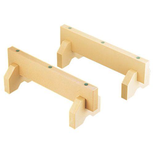上田産業 抗菌 プラスチックまな板用脚 45cm AMN65045