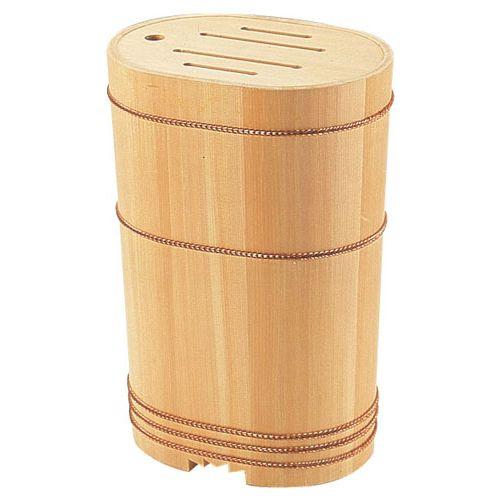 ヤマコー 木製包丁差 AHU37【S1】