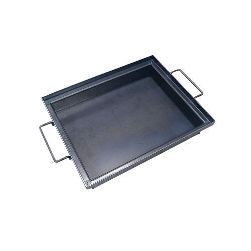 アサヒサンレッド 角型鉄餃子鍋 取手付 AGY5901