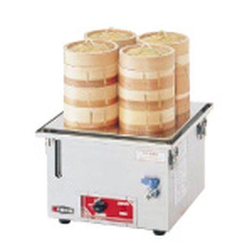 エイシン電機 電気蒸し器 YM-11 AMS61  エイシン電機 電気蒸し器 YM-11 AMS61