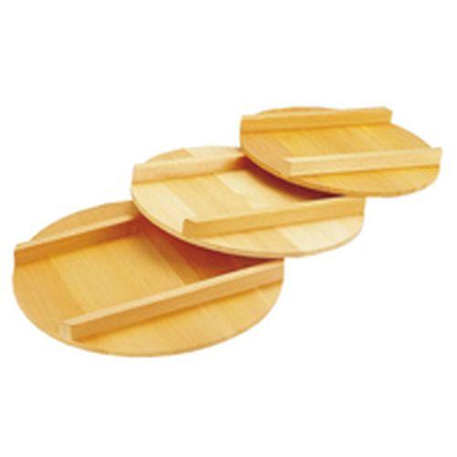 雅うるし工芸 木製 飯台用蓋(サワラ材) 51cm用 BHV03051