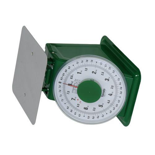 ヤマト 上皿自動はかり「普及型」 平皿付 SDX-8 8kg BHK66080