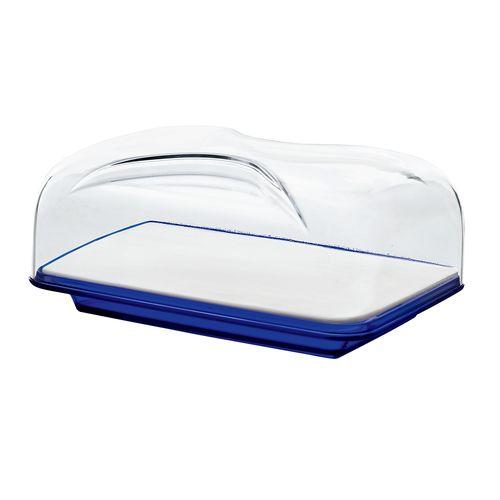 グッチーニ チーズボード M(カバー付) 2701.0068 ブルー RGTB905