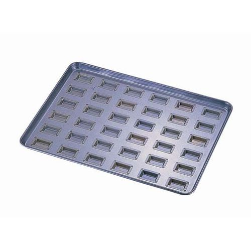 千代田金属 シリコン加工 センチュリー型天板 小 (36ヶ取) WTV6901