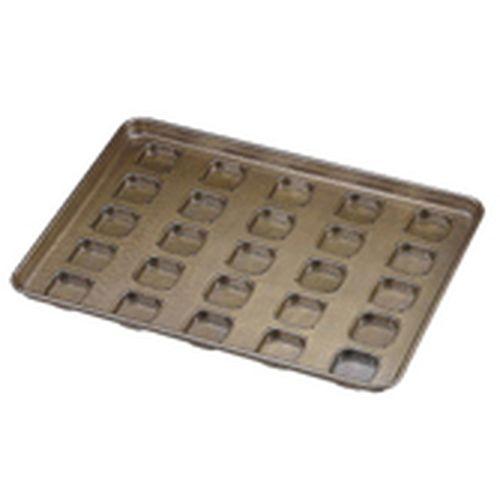 千代田金属 シリコン加工 サボン型天板(25ヶ取) WTV13