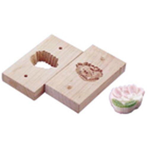 遠藤商事 手彫物相型(上生菓子用) 手折桜 WBT14