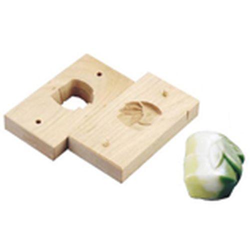遠藤商事 手彫物相型(上生菓子用) 木竹 WBT15