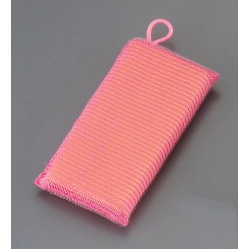 新品 送料無料 ワコー ワコーストロング タフネットスポンジ JTH0101 おすすめ 5個入 ピンク
