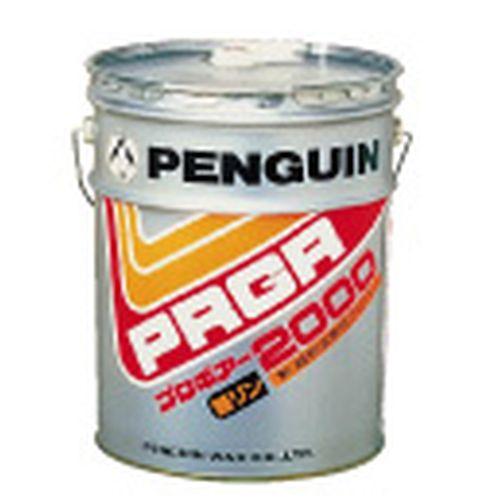 ペンギンワックス 動・植物油専用強力アルカリクリーナー プロギアー2000 18L KAL02