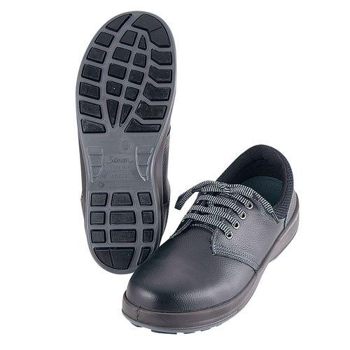 シモン シモン 耐滑安全靴 ウォーキングセフティ SX3層底 WS-11 27cm SKT6908