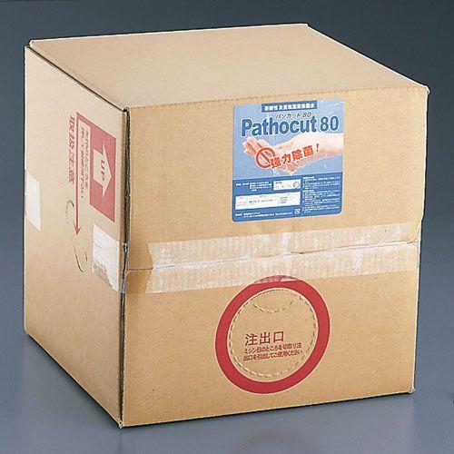 ピュアソン ノンアルコール除菌水 パソカット80 20L JPY0302