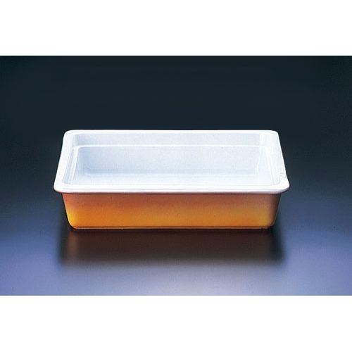 ロイヤル 陶器製 角ガストロノームパン PC625-23 2/3 カラー NGS022 【S1】