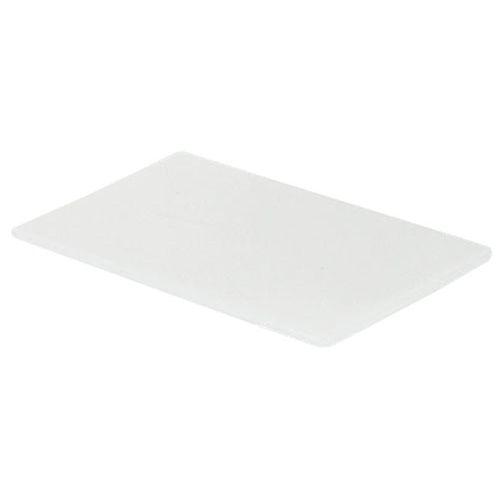 遠藤商事 アクリルブッフェトレイ 長角ホワイト W6450 L NBT0403