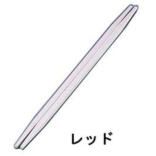 台和 ニューエコレン箸和風 利休箸(50膳入) レッド RHSB701