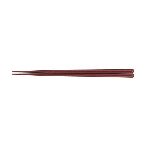 タケヤ化学 耐熱箸(50膳入) 21cm エンジ RHSB401