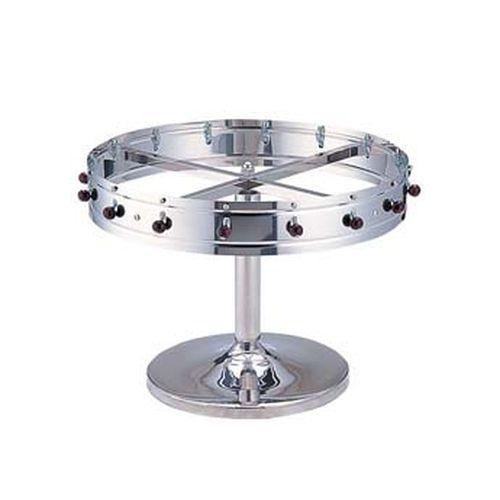 遠藤商事 18-8回転式オーダークリッパー据置型 14インチ EOV7801