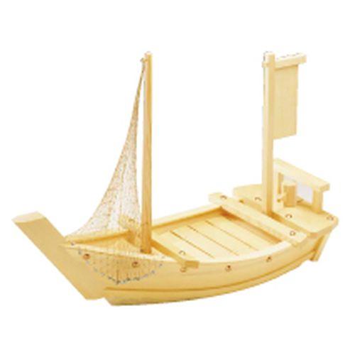 遠藤商事 白木 料理舟 2.5尺 QLY01025