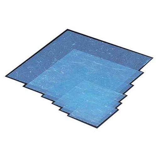 マイン 金箔紙ラミネート 青 (500枚入) M30-413 QKV20413