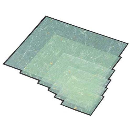 マイン 金箔紙ラミネート 緑 (500枚入) M33-470 QKV5805
