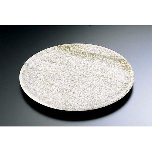 TKG 石器 丸皿 YSSJ-011 34cm RIS1404