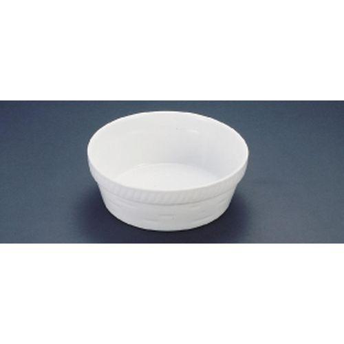シェーンバルド 丸オーブンディッシュ 白 3011-24W RKY16024
