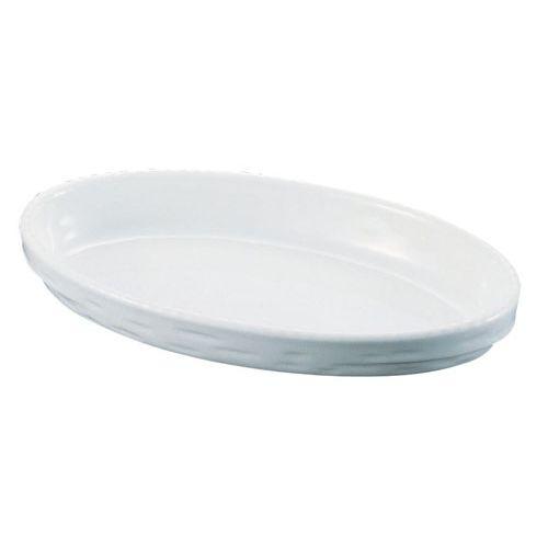 シェーンバルド オーバルグラタン皿 白 3011-40W RGL616