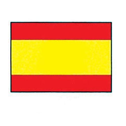 上西産業 エクスラン万国旗 70×105cm スペイン YJN6801