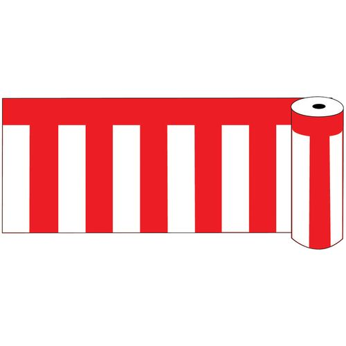 遠藤商事 ビニール紅白幕 ロール90 YKU0204