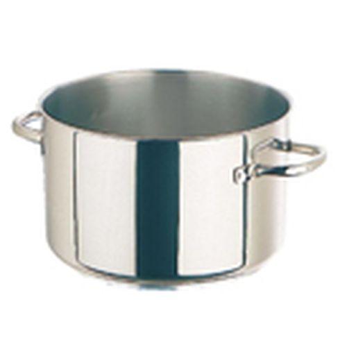 モービル プロイノックス半寸胴鍋 (蓋無) 5935.50 50cm AHV607