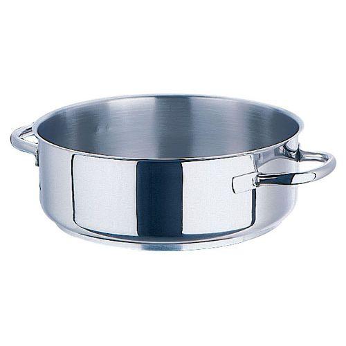 モービル プロイノックス外輪鍋 (蓋無) 5937.32 32cm ASTC72