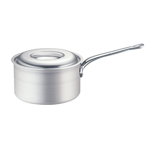 TKG IHアルミ 深型片手鍋(目盛付) 30cm AKTF605【S1】