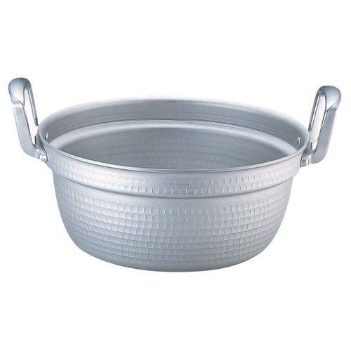 TKG アルミ円付鍋(アルマイト加工) 48cm AEV1709