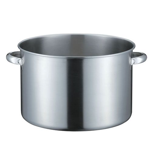 KOINU KO 19-0電磁対応半寸胴鍋(蓋無) 45cm AHVD806【S1】